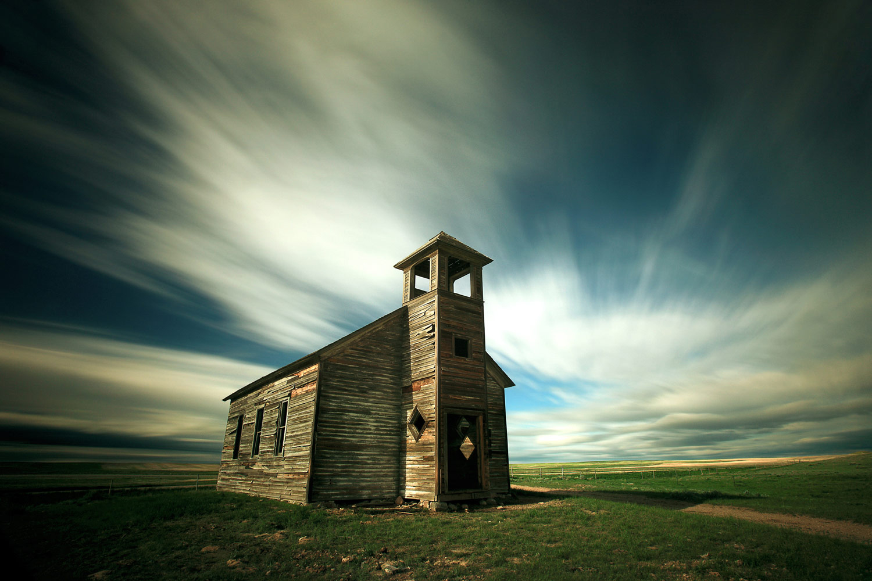 Old Cottonwood Church
