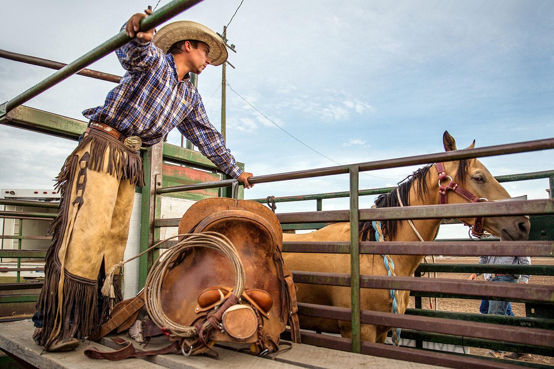 Ready to Saddle Up