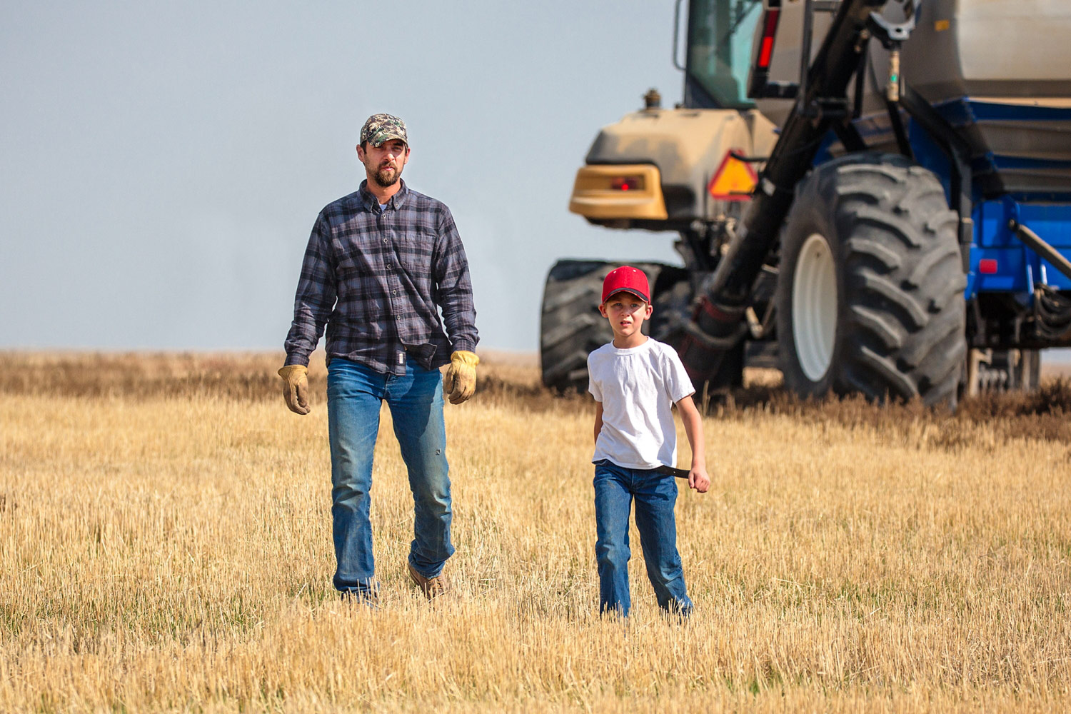 Grower and Son