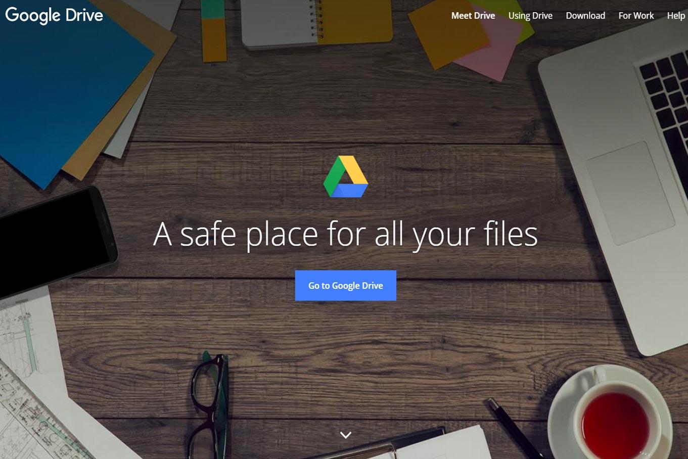 Google-Drive-Screen-Shot