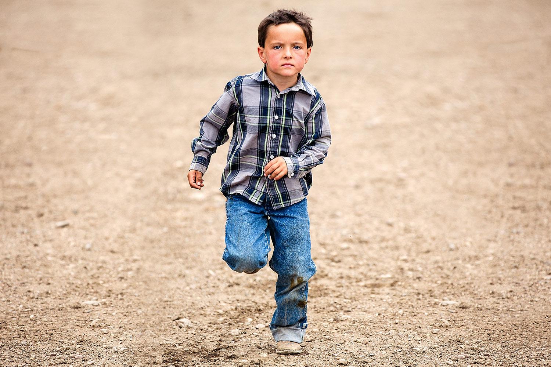 Running Lad