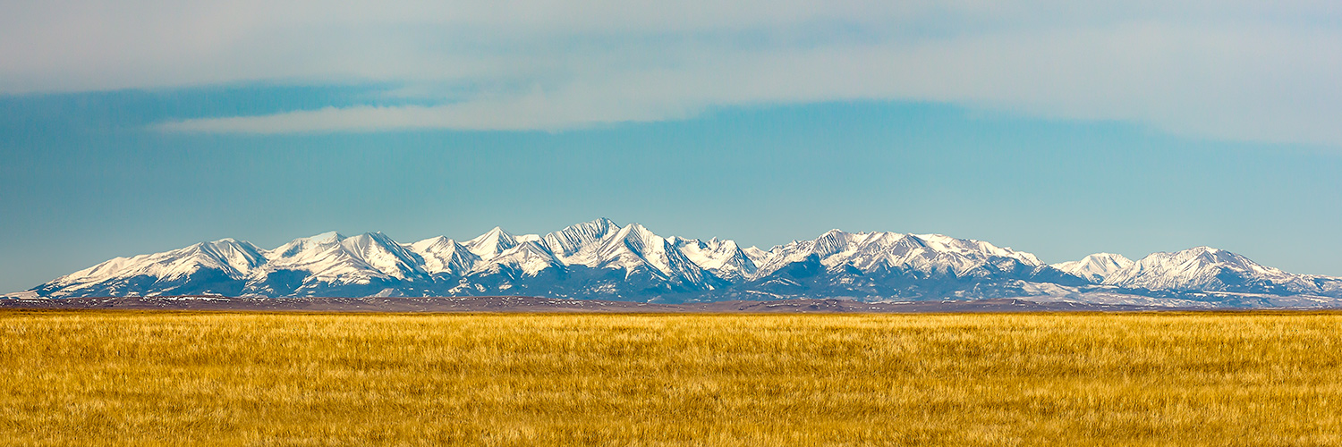 Crazy Mountains and Plains