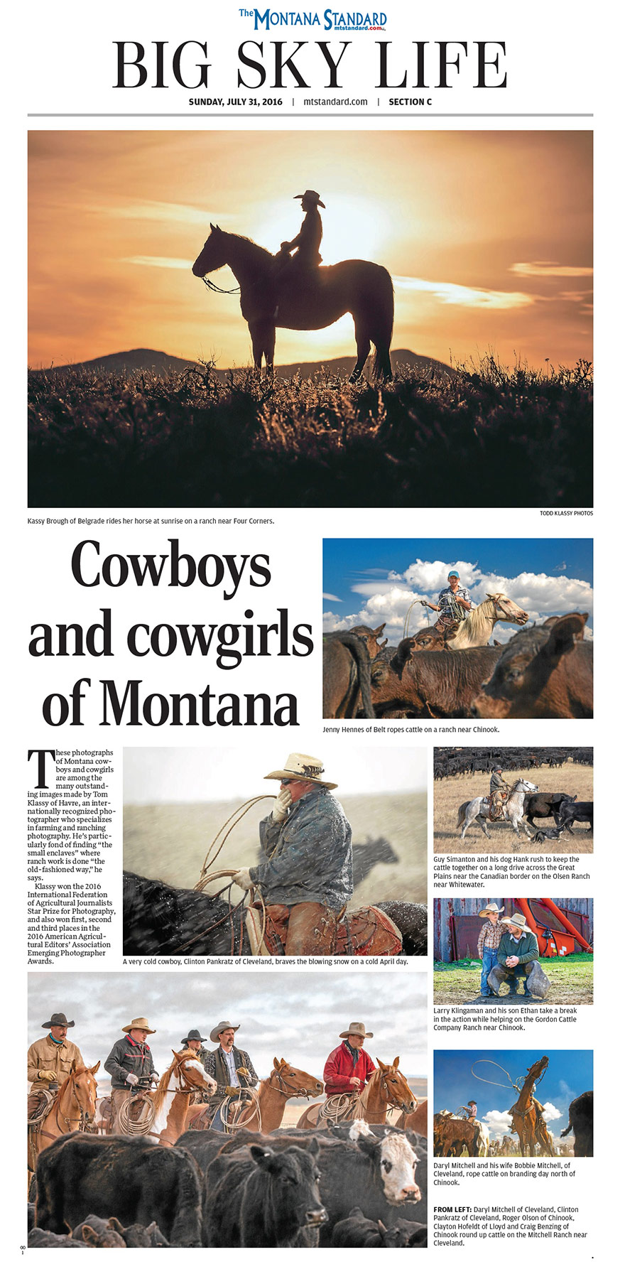 Montana Standard