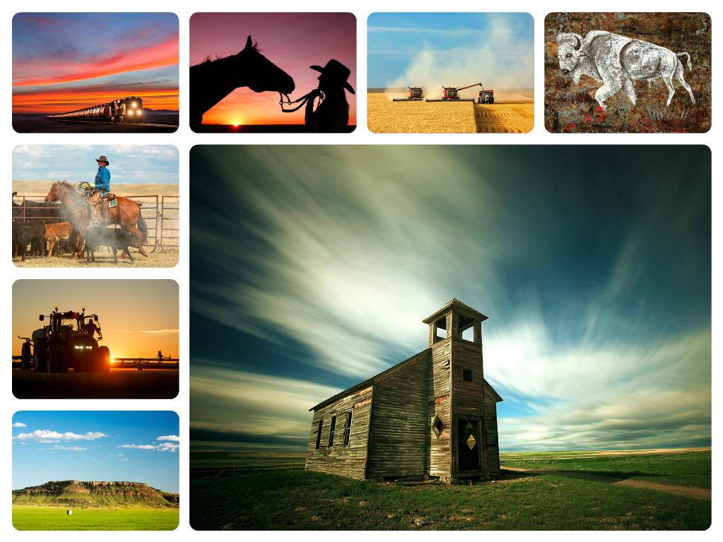 More photos of Hill County Montana