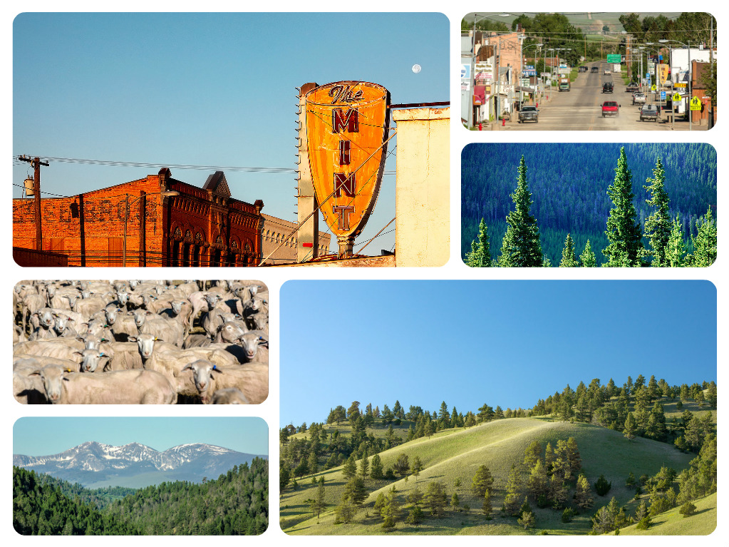Photos of Meagher County, Montana and White Sulphur Springs
