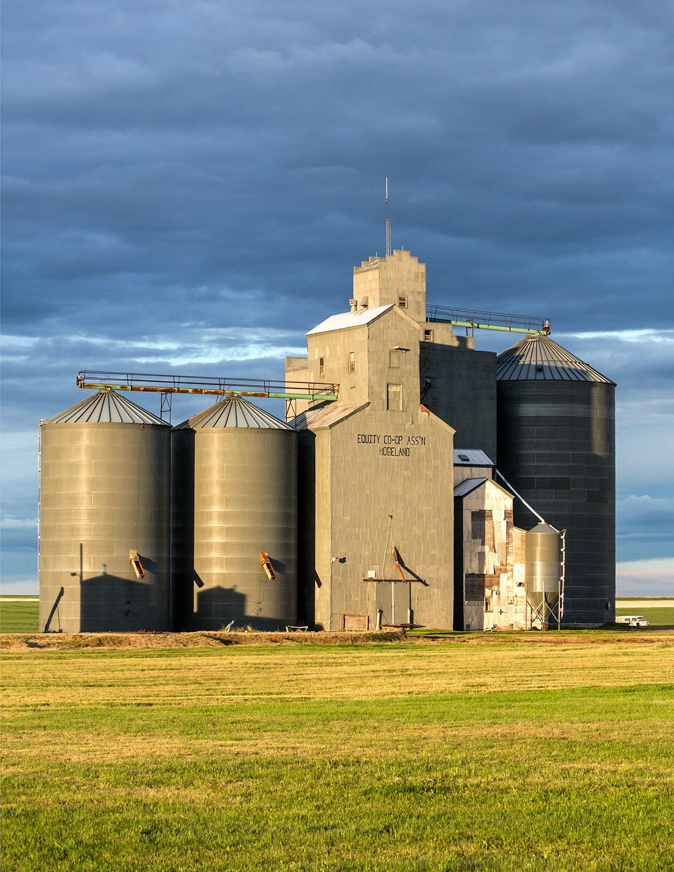 Hogeland Grain Elevator