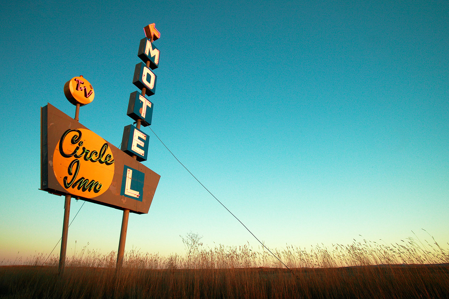 Old Motel Neon