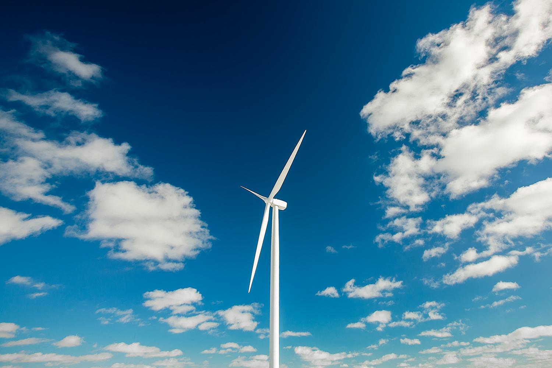 A Turbine Alone