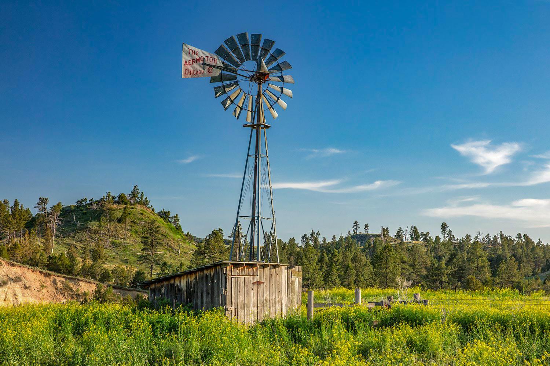 Montana Windmill
