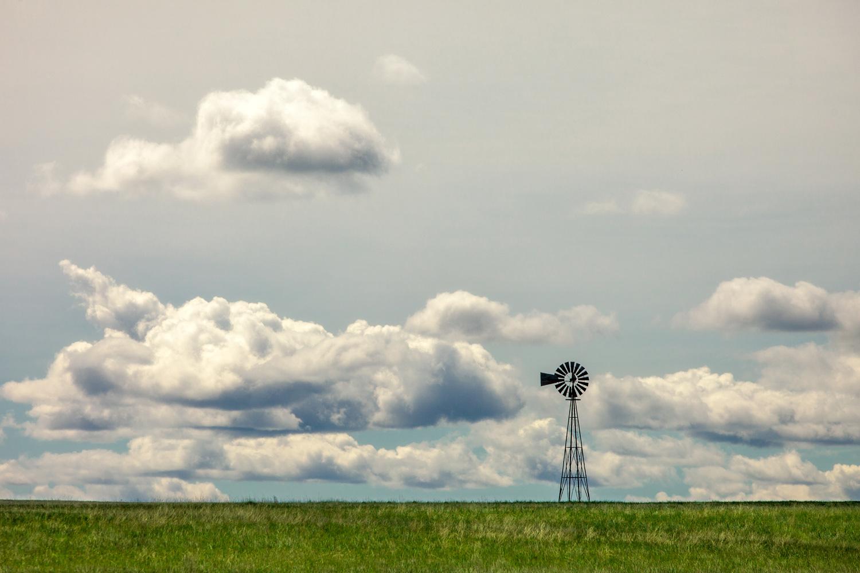 Windmill on Green