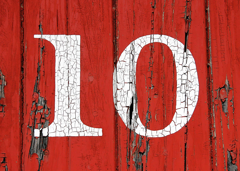 Old No. 10