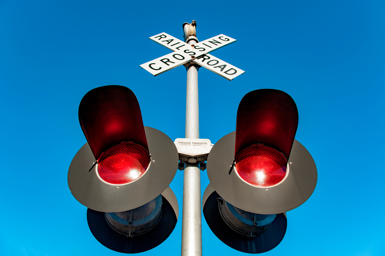 Railroad Crossing Lights
