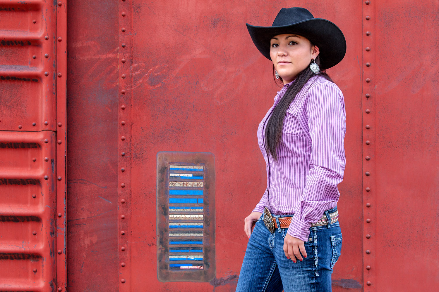 Cowgirl Confident