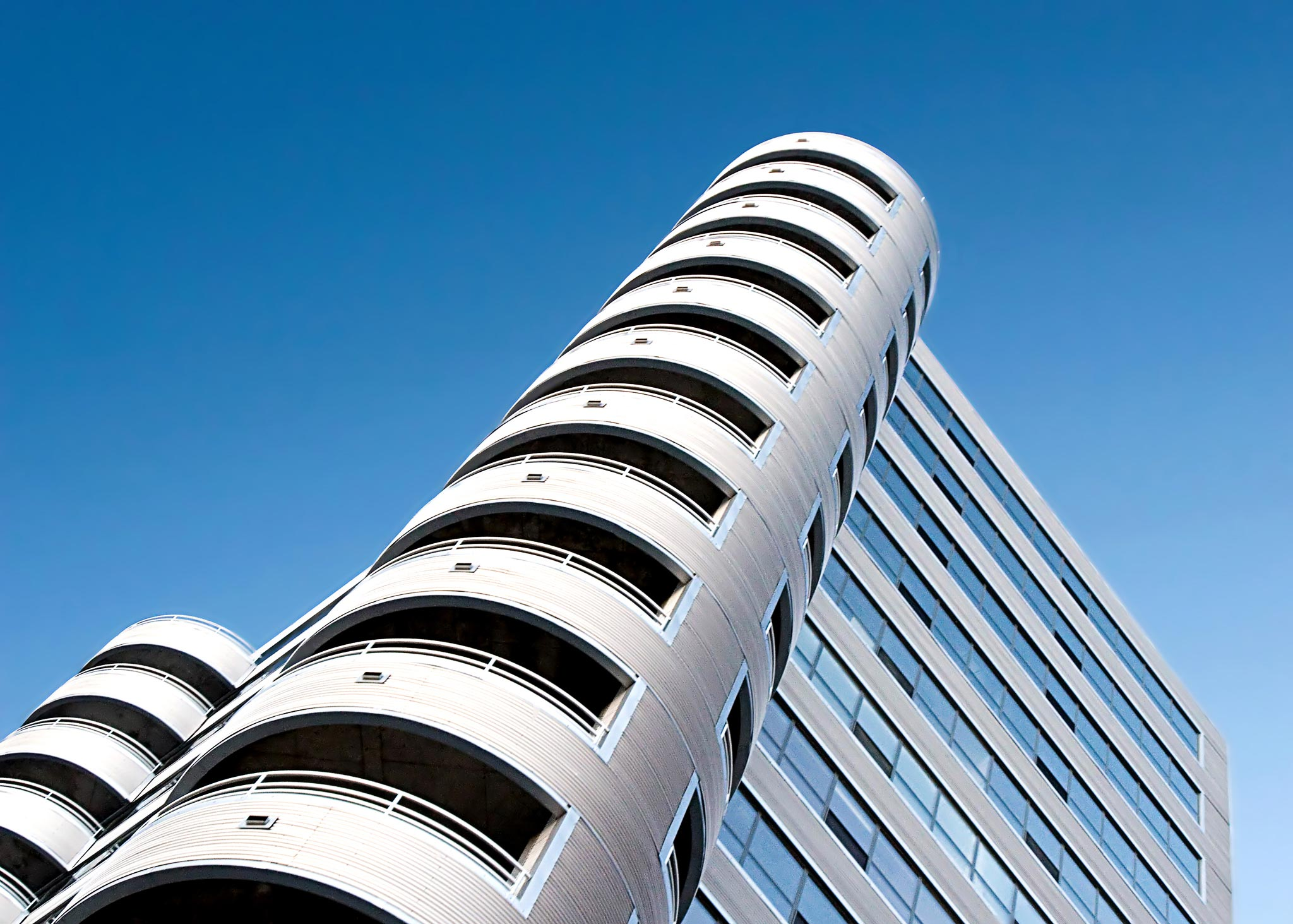 Fluted High Rise