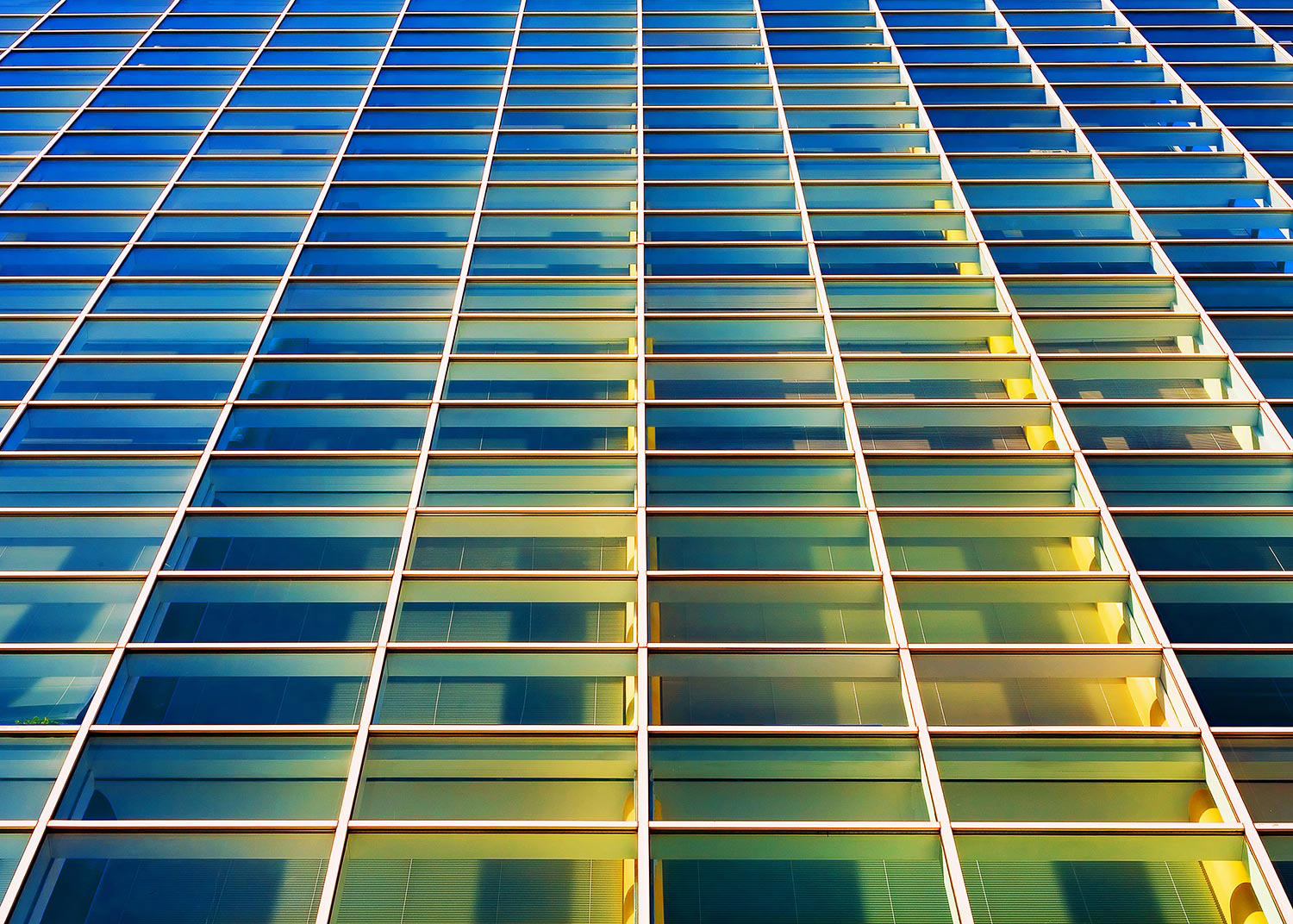 Turquoise Building