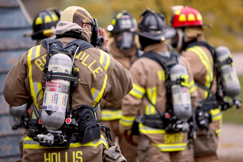 Fireman Huddle