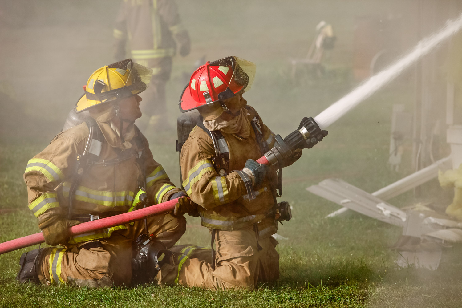 Dousing the Flames