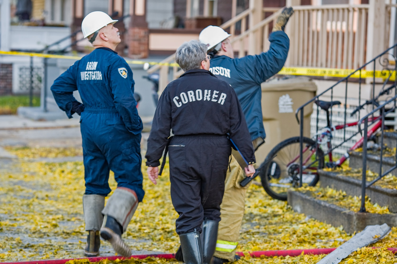 Fire Inspector & Coroner