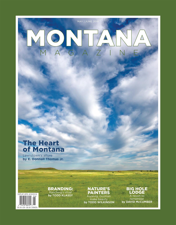 Montana Landscape Photography Stock Photos