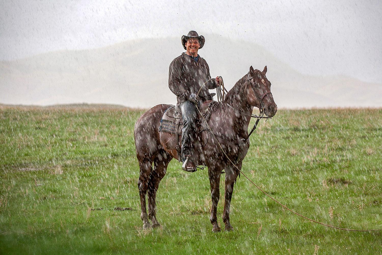 One Wet Cowboy