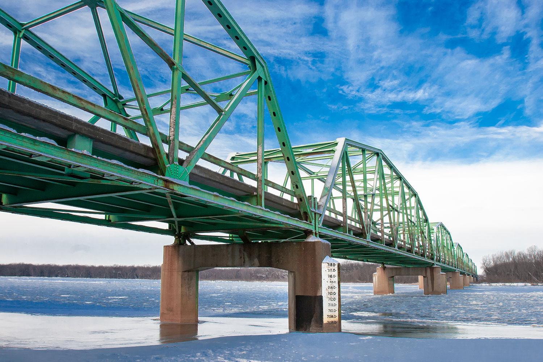 Wisconsin River Bridge