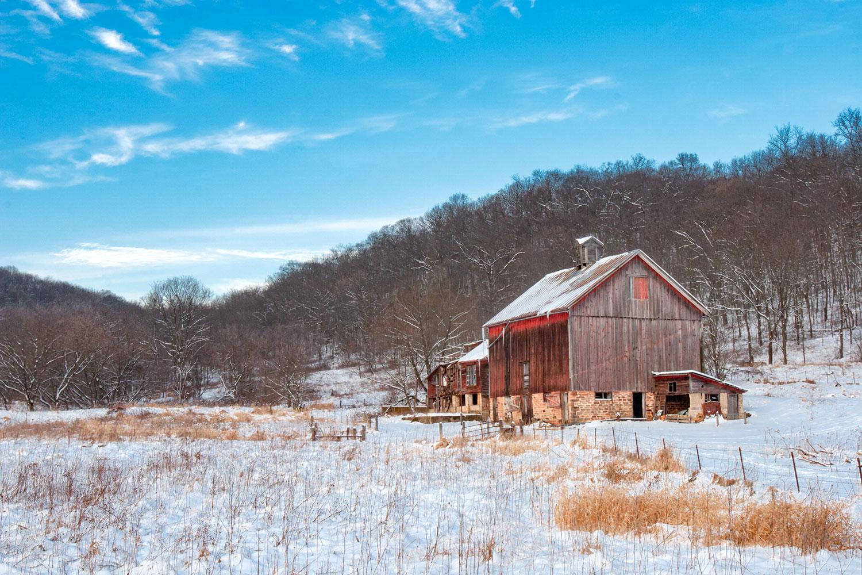 Lonesome Farmstead