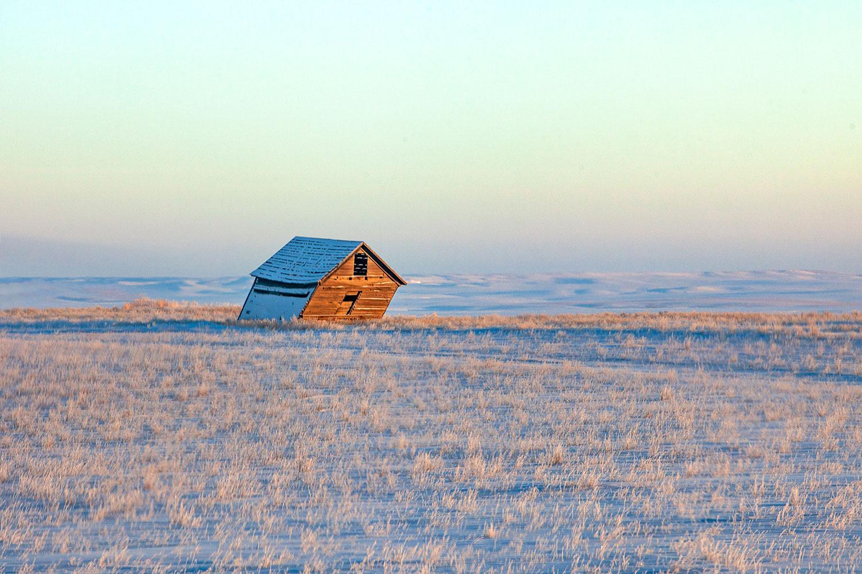 A Winter's Lean