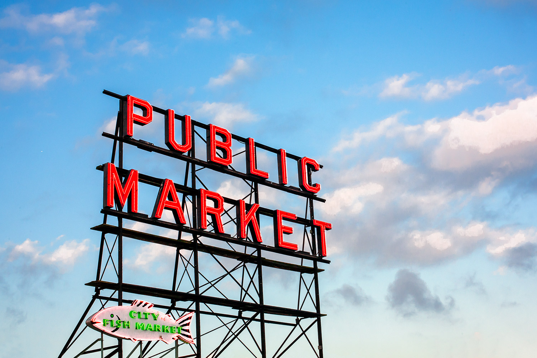 Public Market by Day