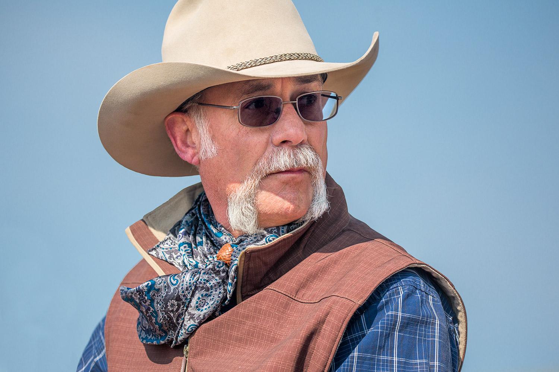 A Cowboy Portrait