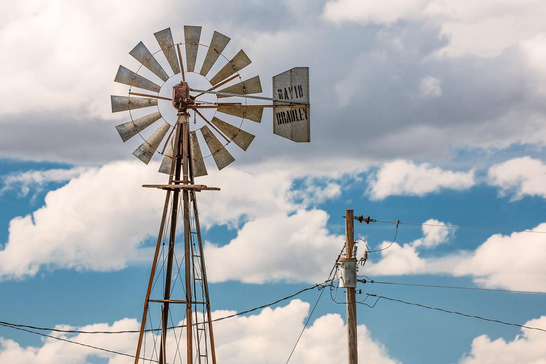 David Bradley Windmill