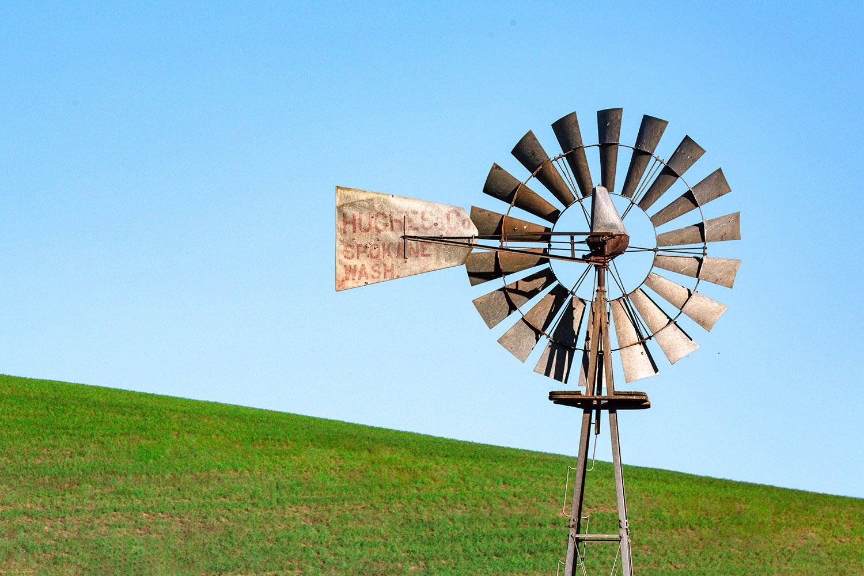 Hughes Co. Windmill