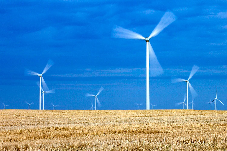 Electric Pinwheels