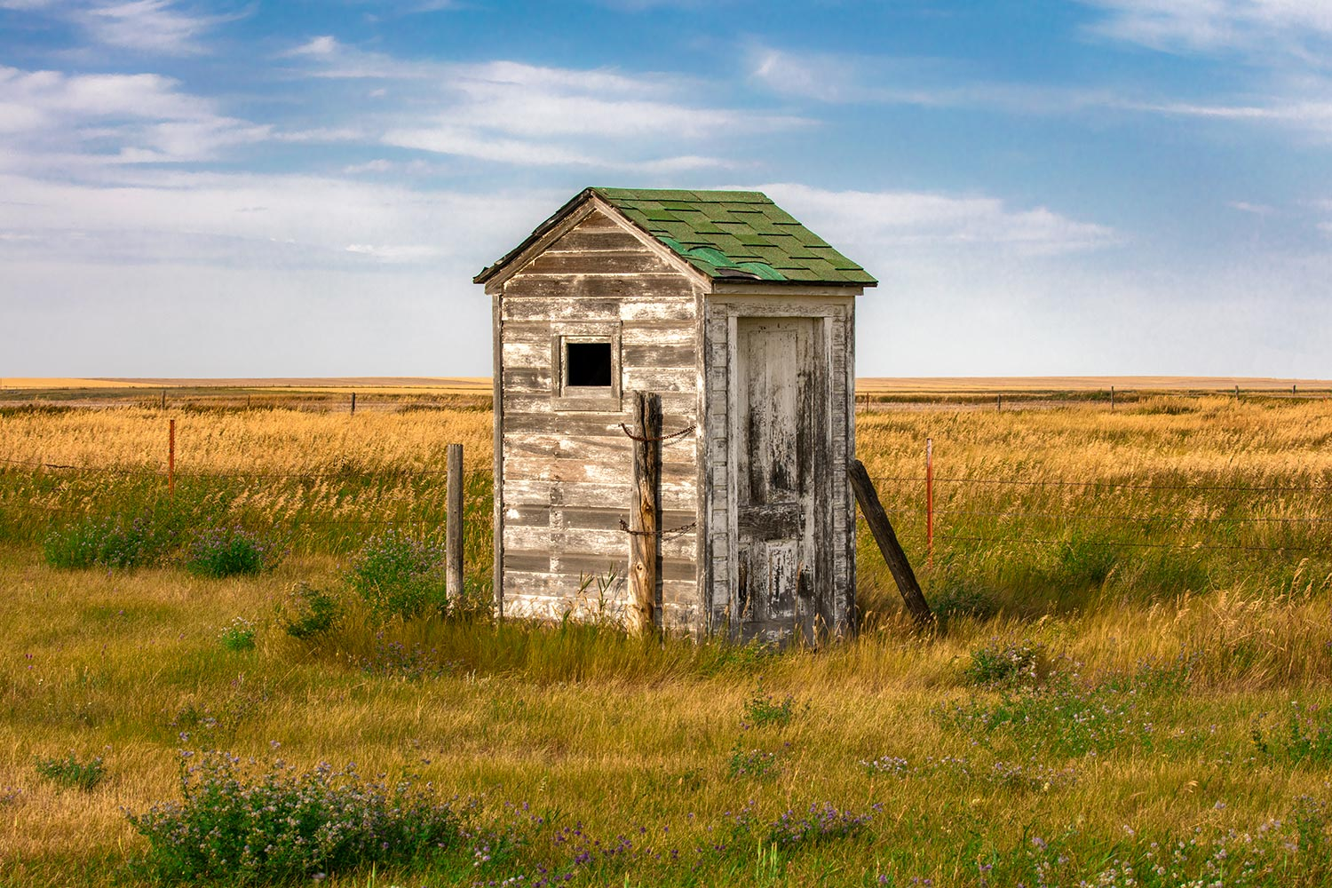 Ponderoy Outhouse