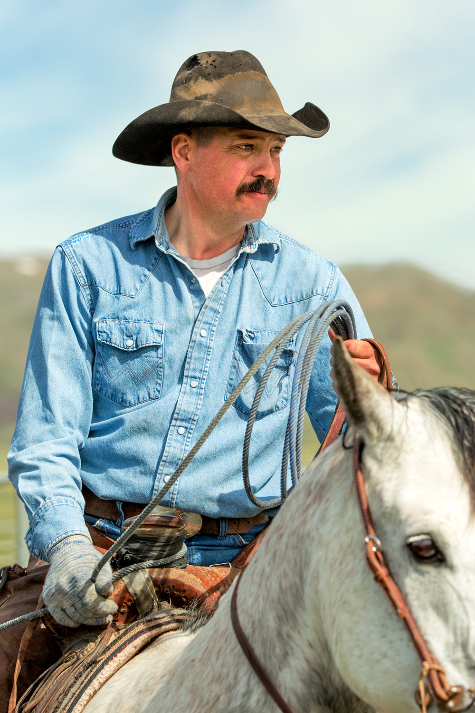 Cowboy Vertical