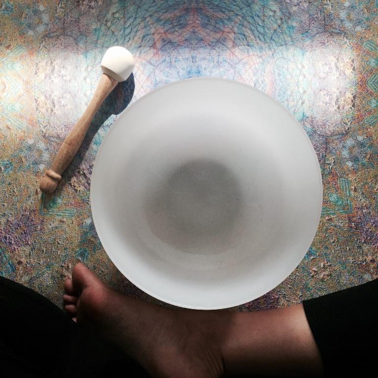 WELLNESS HOUR:        Sound Bath             Wednesday, March 14th,9am - 10am -