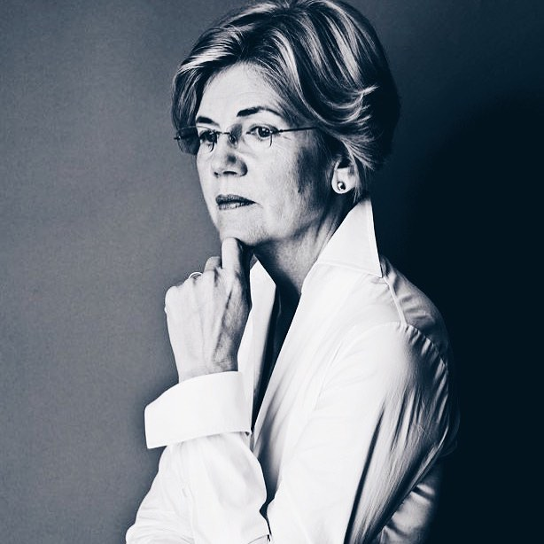 Changing the face of power.  http://nymag.com/daily/intelligencer/2018/07/elizabeth-warren-fight-to-defeat-trump.html