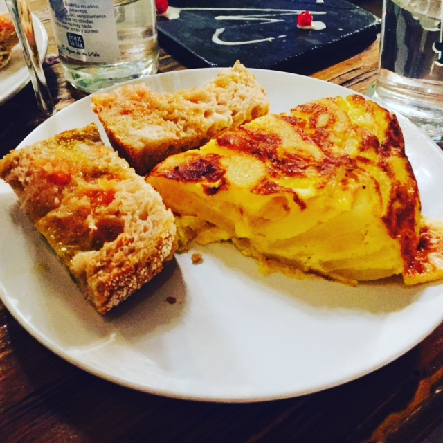 tortilla espanola rocks my world.