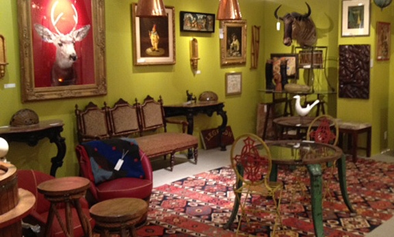 Curating Eclectic Collections