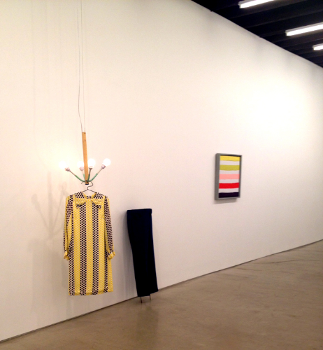 Andy Coolquitt at LIsa Cooley Gallery.