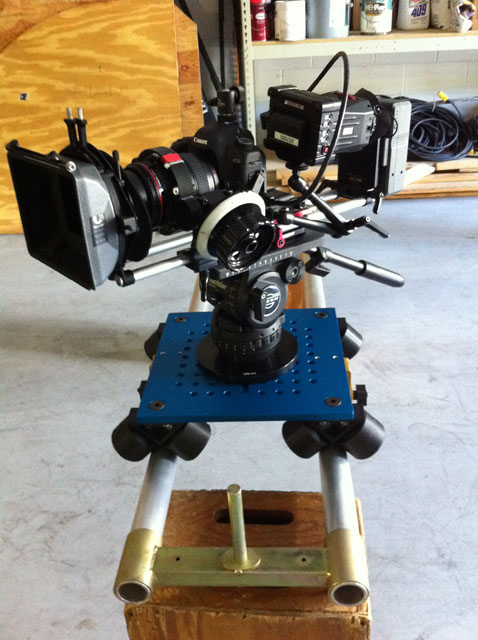 Blue Plate Special Slider Dolly
