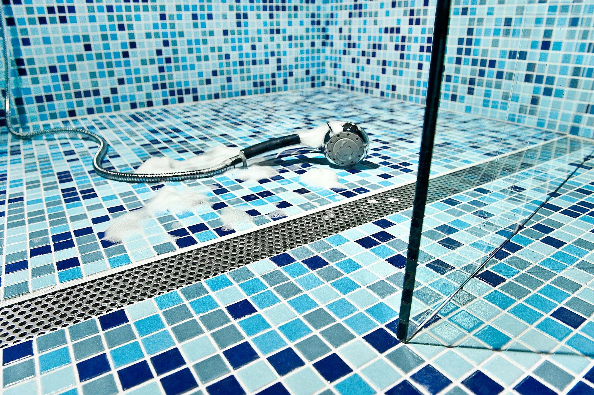 Linear Shower Floor Drain