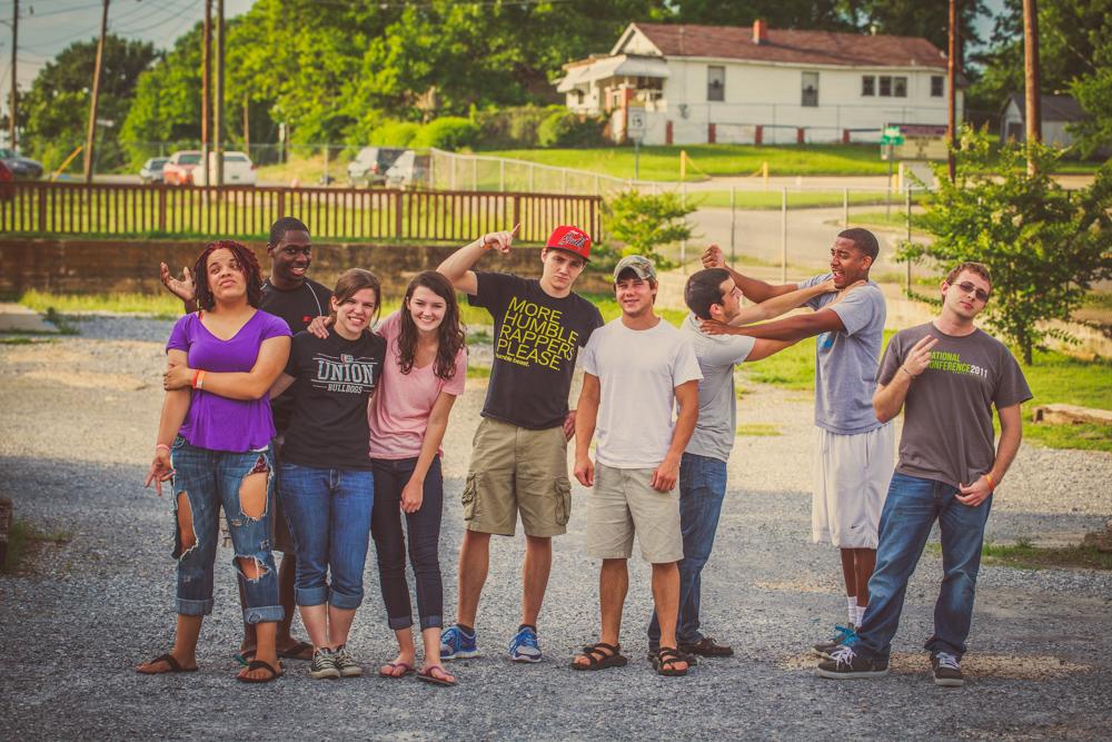 2014 Summer Resident Mission team