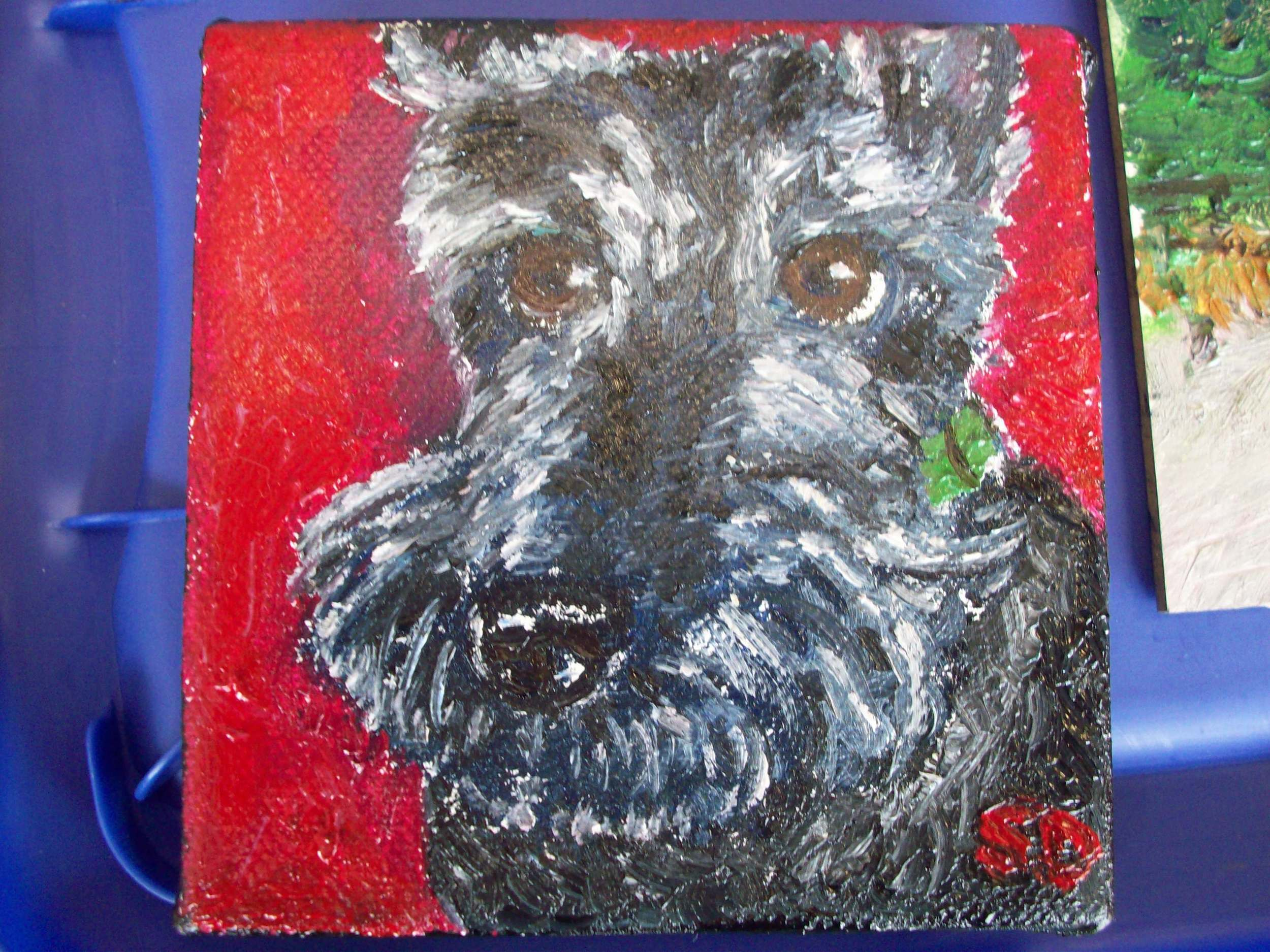 Square Scottie