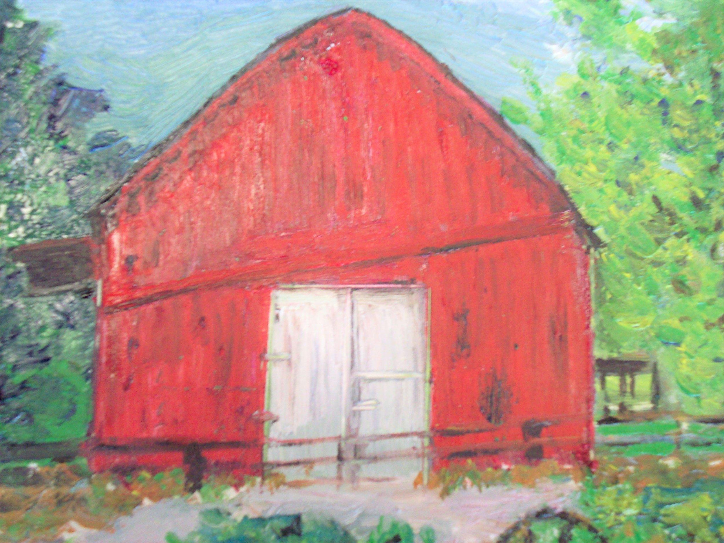 """""""Old MacDonald's Barn"""""""