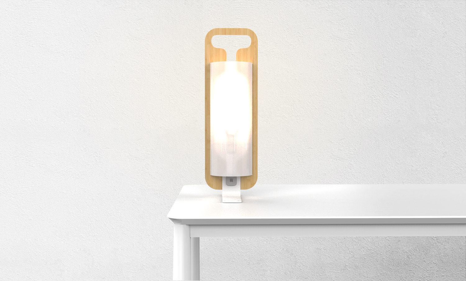 Mou Portable Lamp takes inspiration from a 2,000 year tradition: lanterns.