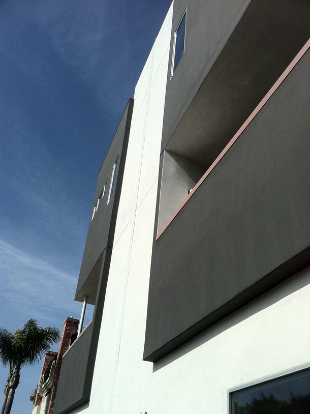 Project Type:  Multi-Family Residential comprised of 4 homes.   Location:  Los Angeles, CA Mar Vista   Status:  Built, 2011