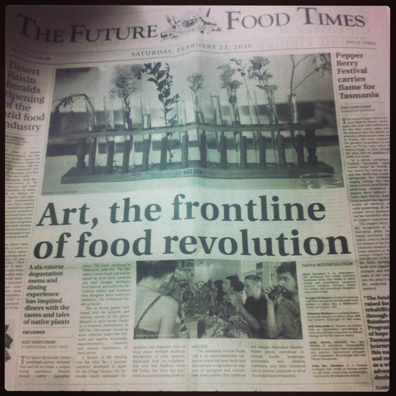 Australian Future Foods Laboratory - Future Food Times