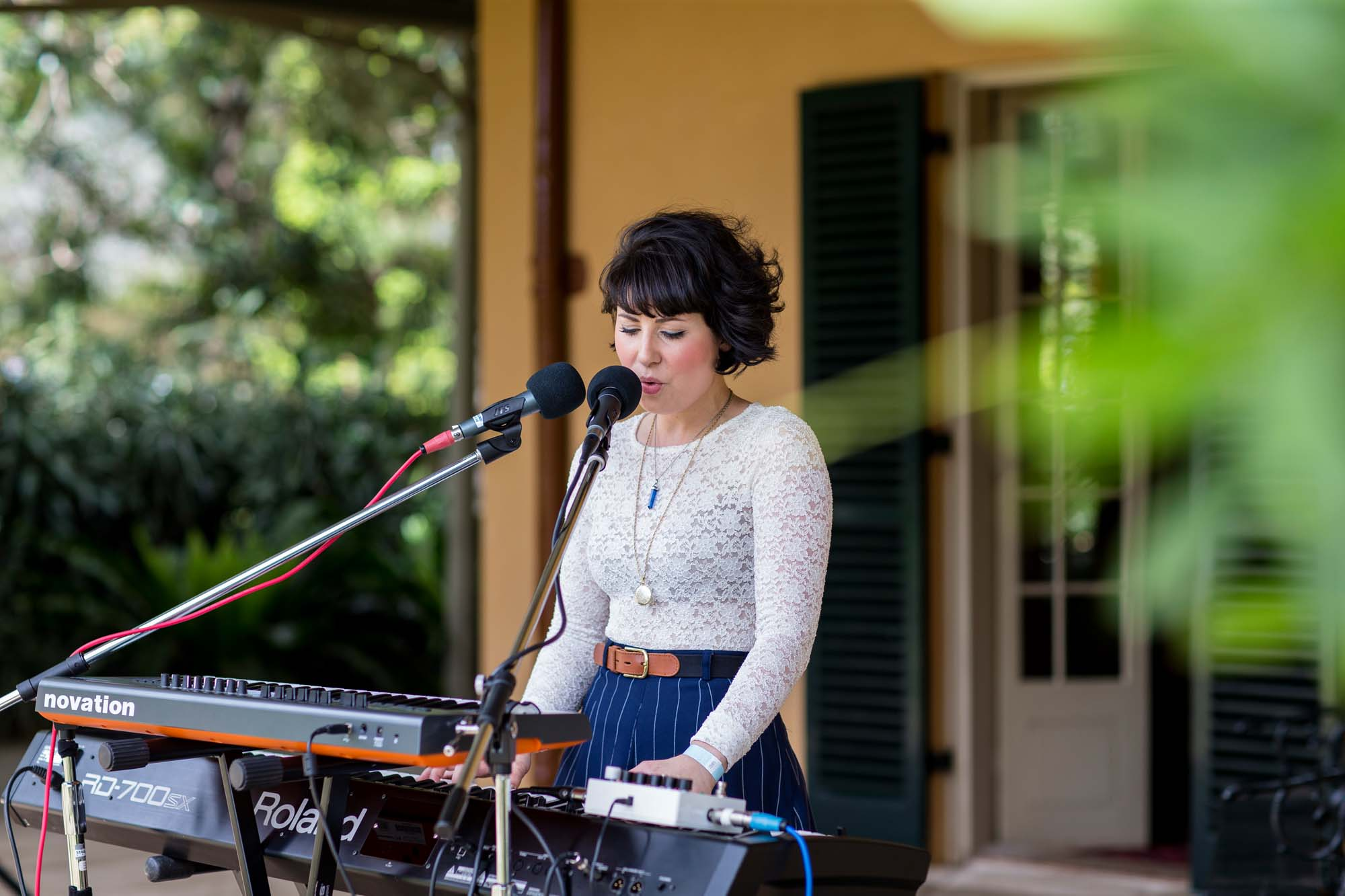 Roll on long lunch on the lawn at Vaucluse House, Sydney on Sunday 3 November 2013.Photo Credit :- James Horan