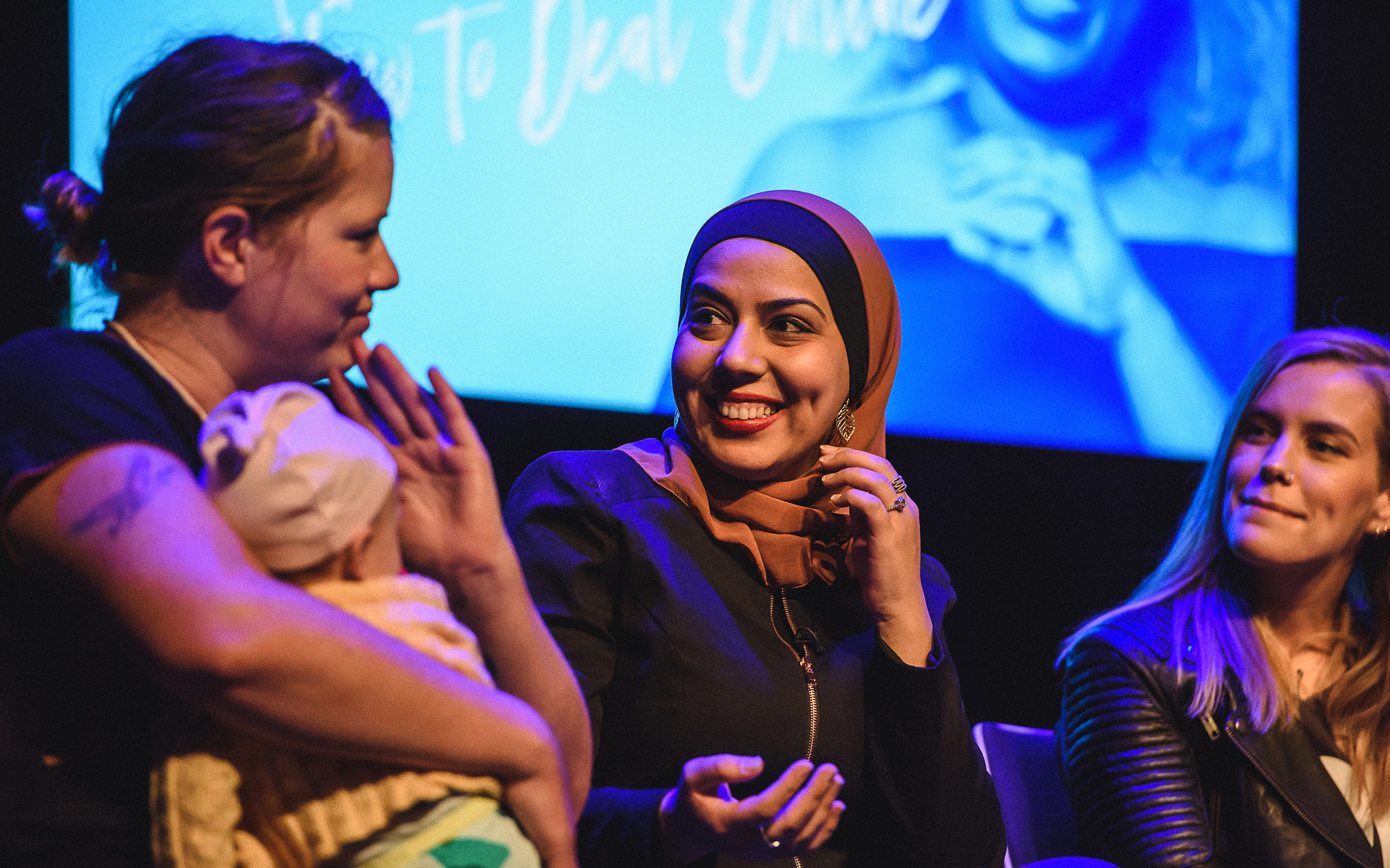 How to Deal Online - Panel Session with Clementine Ford, Mariam Veiszadeh and Stephanie Bendixsen