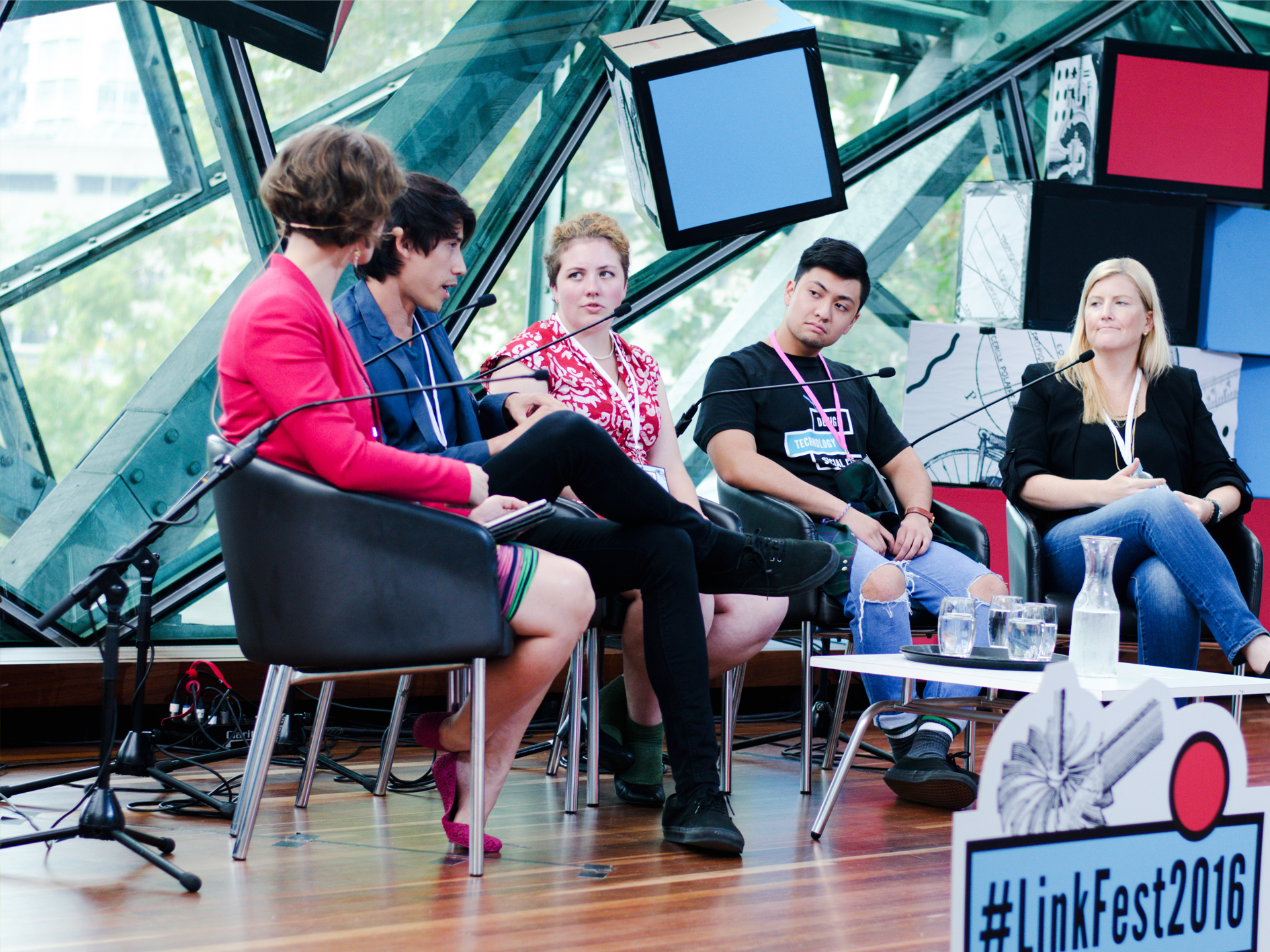 Exploring the nexus of design, technology & social change - with Engineers Without Borders Australia